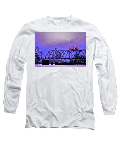 Setting High Above Long Sleeve T-Shirt