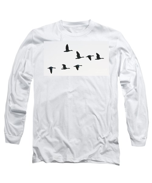 Sevenfold Geese Long Sleeve T-Shirt