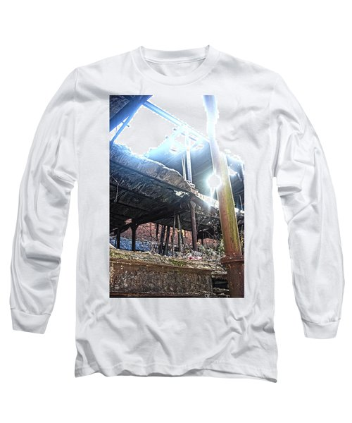 Several Floors Long Sleeve T-Shirt