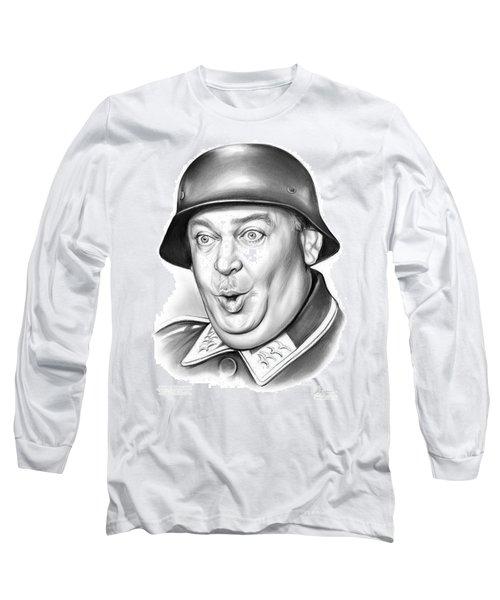 Sgt Schultz Long Sleeve T-Shirt