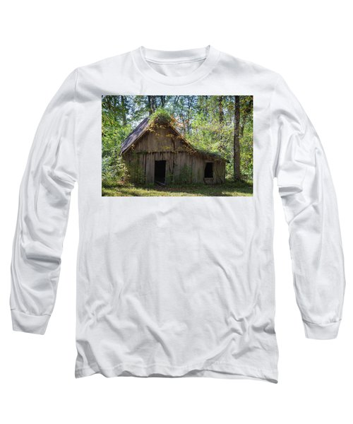 Shack In The Woods Long Sleeve T-Shirt
