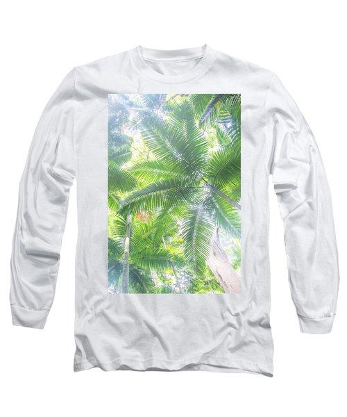 Shade Of Eden  Long Sleeve T-Shirt