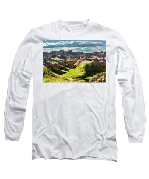 Shades Of Light Long Sleeve T-Shirt