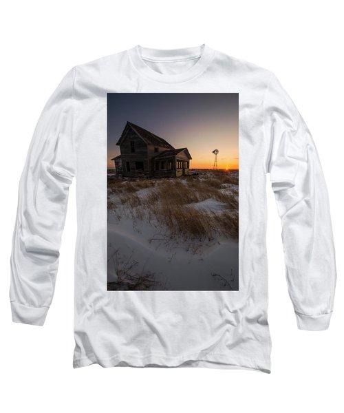 Shadow On The Sun Long Sleeve T-Shirt