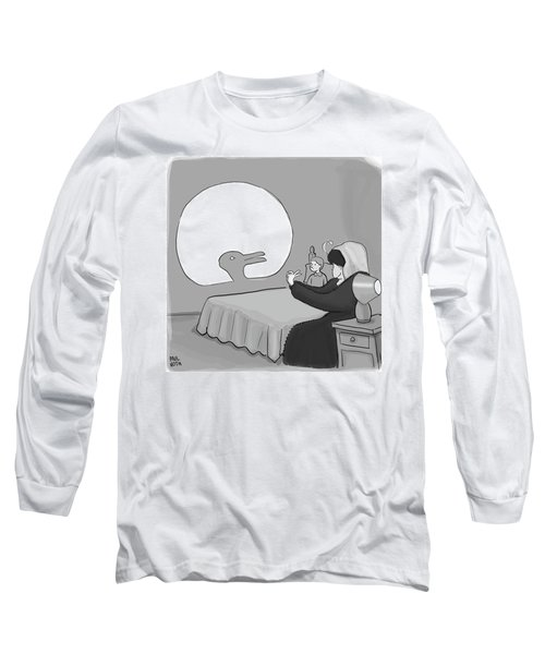 Shadow Puppet Long Sleeve T-Shirt