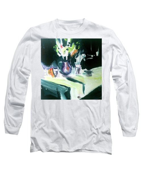 Shadow Stillness Long Sleeve T-Shirt
