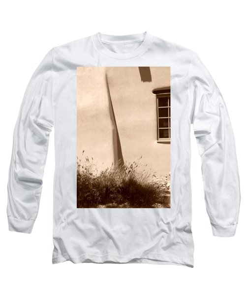 Shadows And Light In Santa Fe Long Sleeve T-Shirt