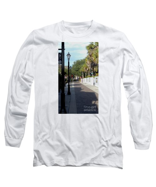 Shady Hypolita Street Long Sleeve T-Shirt