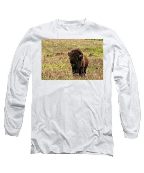 Shaggy Beast Long Sleeve T-Shirt