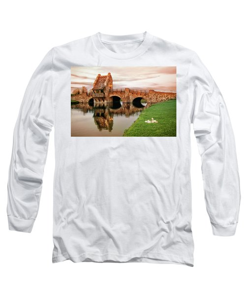 Shakespeare Bridge Long Sleeve T-Shirt