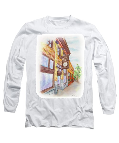 Shakespeare Time Long Sleeve T-Shirt