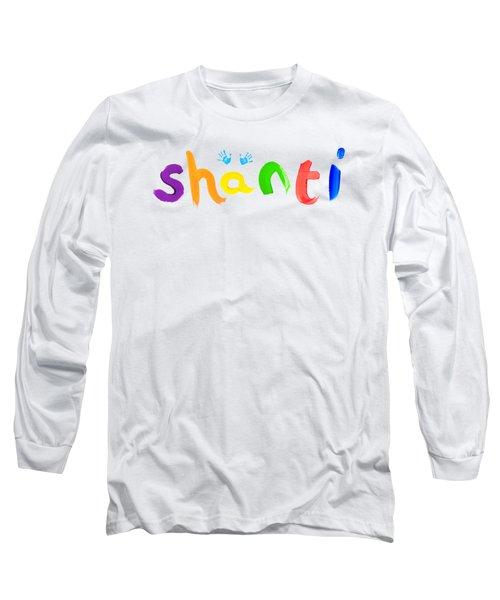 Shanti Long Sleeve T-Shirt by Tim Gainey