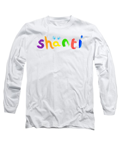 Shanti Long Sleeve T-Shirt