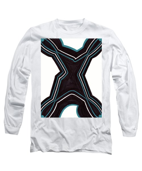 Shapely Long Sleeve T-Shirt