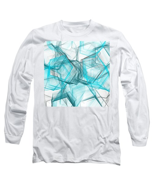 Shapes Galore Long Sleeve T-Shirt