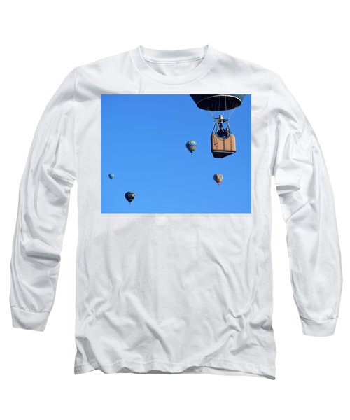 Share The Air Long Sleeve T-Shirt by John Glass