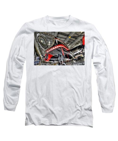 Shark Bite 2 Long Sleeve T-Shirt