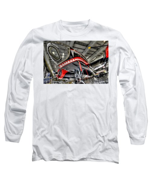 Shark Bite 2 Long Sleeve T-Shirt
