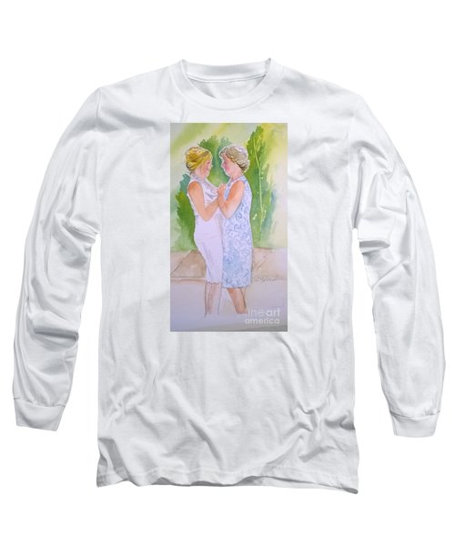 Shawn's Wedding Long Sleeve T-Shirt