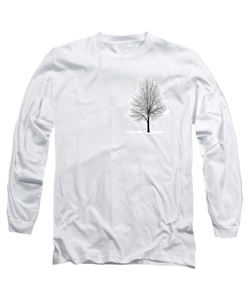 Long Sleeve T-Shirt featuring the photograph She Said She'd Come by Yvette Van Teeffelen