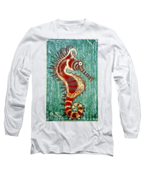 Shehorse Long Sleeve T-Shirt