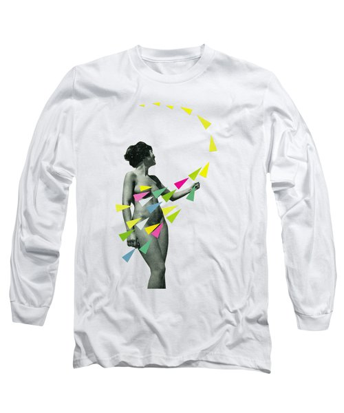 She's A Whirlwind Long Sleeve T-Shirt