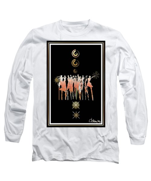 Women Chanting - Shieldmaidens Long Sleeve T-Shirt