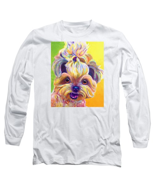 Shih Tzu - Bloom Long Sleeve T-Shirt