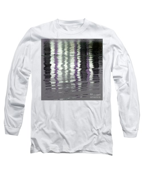 Long Sleeve T-Shirt featuring the photograph Shimmer by Wendy Wilton