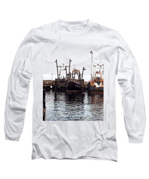 Shinnecock Painting Long Sleeve T-Shirt