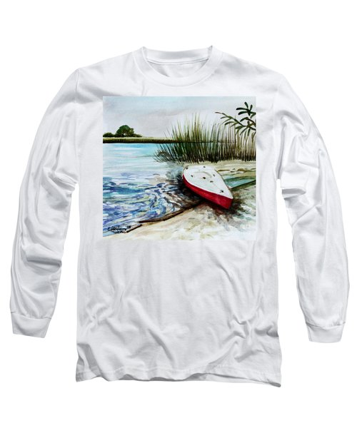 Ship Ahoy Long Sleeve T-Shirt