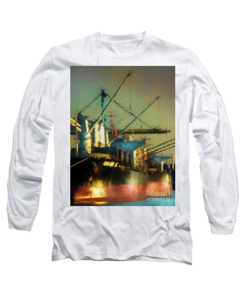Ships Long Sleeve T-Shirt