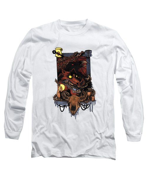 Shmignola Long Sleeve T-Shirt by Vicki Von Doom