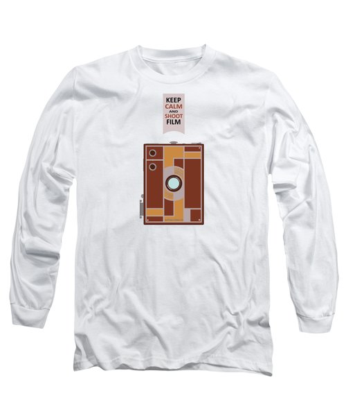 Shoot Film Long Sleeve T-Shirt