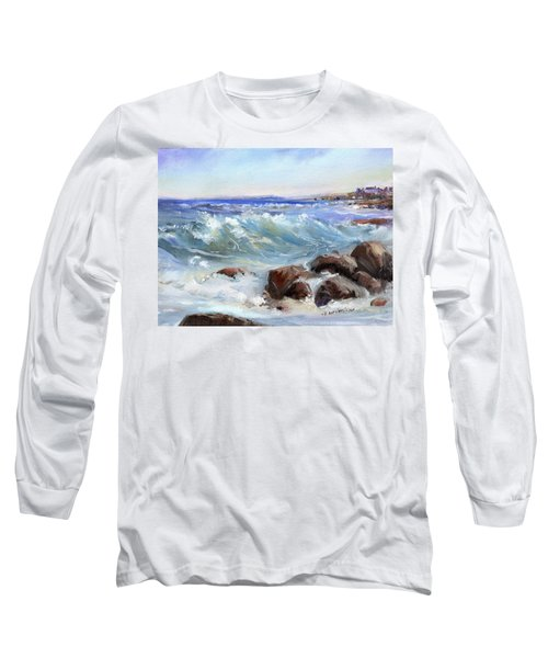 Shore Is Breathtaking Long Sleeve T-Shirt
