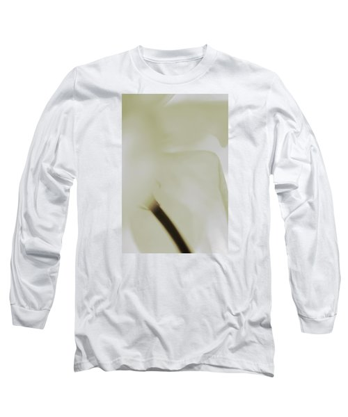 Long Sleeve T-Shirt featuring the photograph Shy Angel Sky by The Art Of Marilyn Ridoutt-Greene
