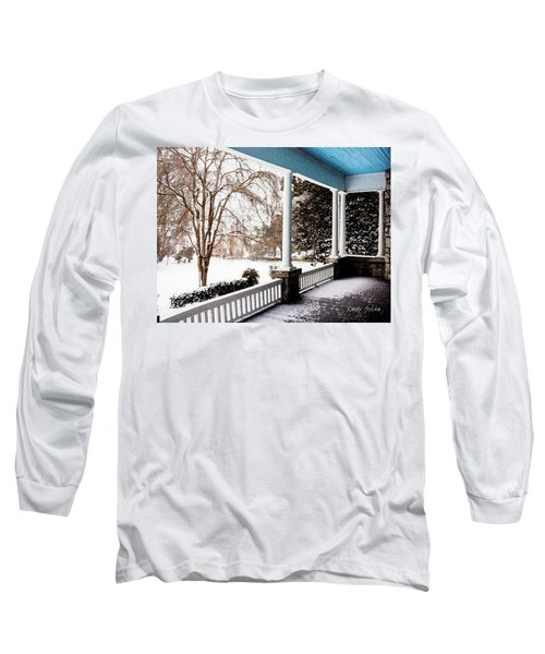 Side Porch Long Sleeve T-Shirt