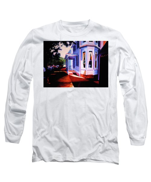 Side Street - Lambertville Long Sleeve T-Shirt