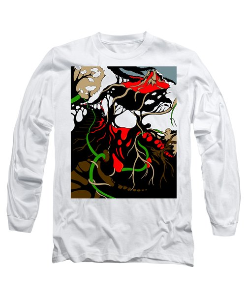 Sideshow Long Sleeve T-Shirt