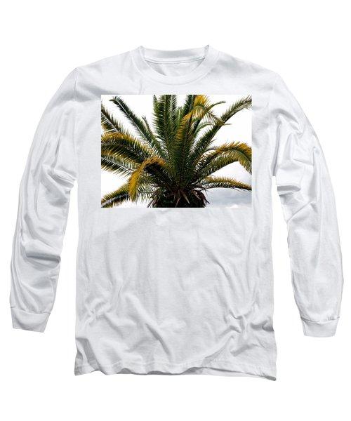 Sideshow Palm Long Sleeve T-Shirt
