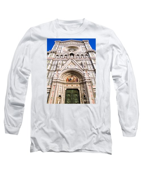 Siena Cathedral Long Sleeve T-Shirt