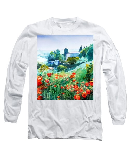 Siena View Long Sleeve T-Shirt