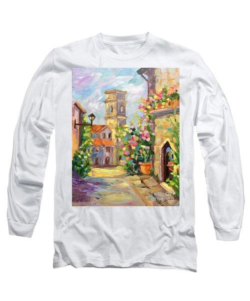 Siena Walk Long Sleeve T-Shirt