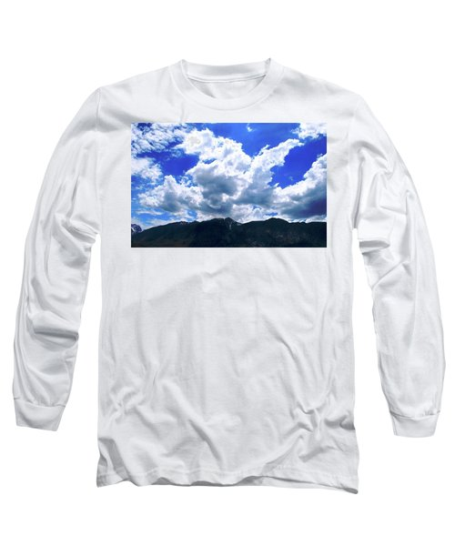 Sierra Nevada Cloudscape Long Sleeve T-Shirt