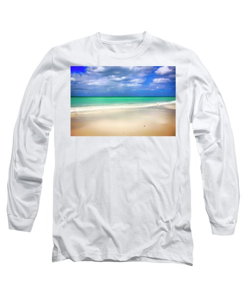 Siesta Key Beach Florida  Long Sleeve T-Shirt