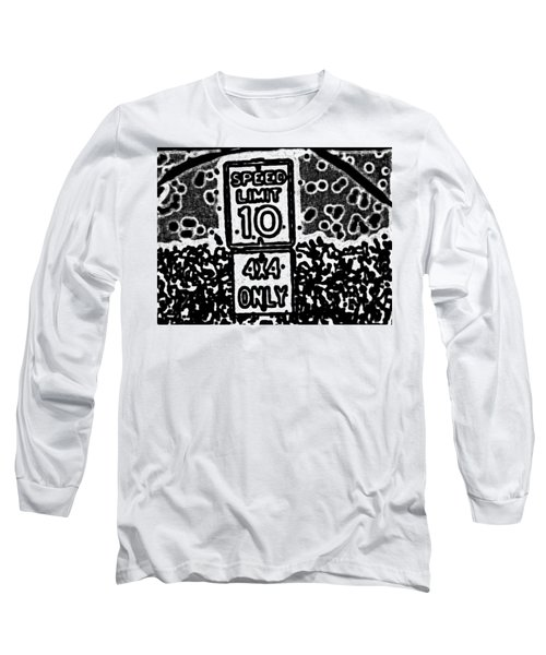 Sign To Elsewhere Long Sleeve T-Shirt