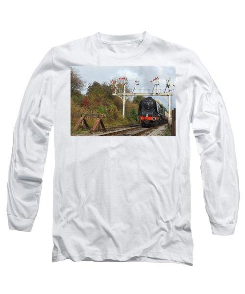 Signaling The Change Long Sleeve T-Shirt