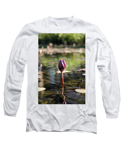 Silent. Long Sleeve T-Shirt