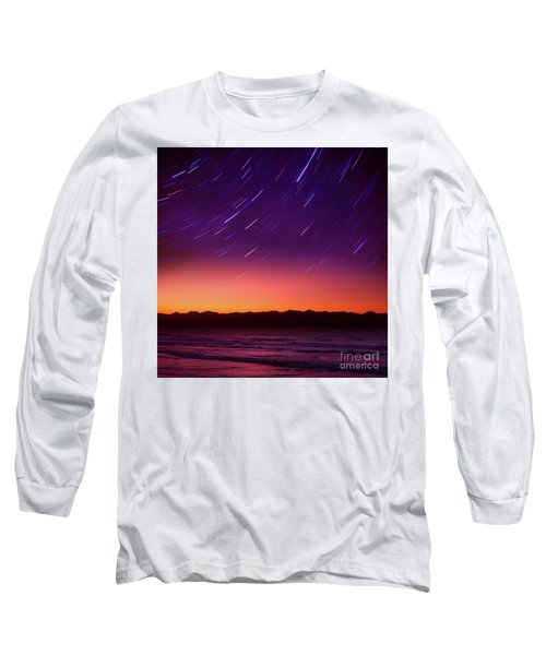 Silent Time Long Sleeve T-Shirt