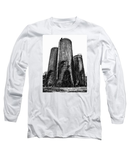 Silos Long Sleeve T-Shirt by Tamera James